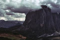Langkofel / Italy (Sebastian Warneke) Tags: fuji fujifilm italy seceda september weather stormy cloudy clouds italien dolomites dolomiten dolomiti xt2 mountains landscape landschaft südtirol tirol 90mm fujinon
