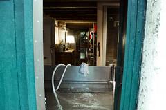 _DSC0445 (callmegaia) Tags: venezia acquaalta acqua alta marea laguna reporter water venice weather photography canale calle tourism city gondola italy italia report damage people street