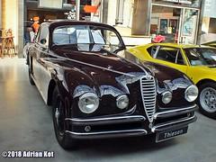 1947  Alfa Romeo 6C 2500S Berlinetta Touring Coupé (Adrian Kot) Tags: 1947 alfa romeo 6c 2500s berlinetta touring coupé
