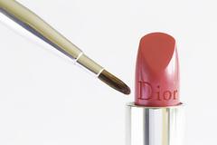 309/365: But first...lipstick! (judi may) Tags: 365the2018edition 3652018 day309365 05nov18 macromonday macromondays macro intendedcontact lipstick lipbrush makeup pink dior productshot canon5d