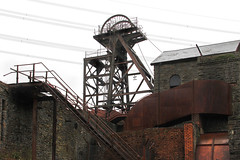 (Capt' Gorgeous) Tags: coal mine southwales rhondda industry greatwesterncolliery hetty windingengine steam pit headgear