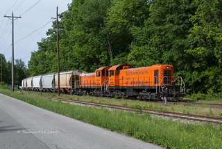 Southern Indiana Railway at Watson, IN