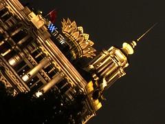 Tower and Lotus (hinxlinx) Tags: building shanghai bund city china