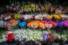 Bodega Colors (Phil Roeder) Tags: newyorkcity nyc manhattan leica leicax2 bodega flowers