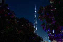 Dubai (CHWVB) Tags: duba vae burj khalifa city