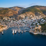 Picturesque Hydra, Greece thumbnail