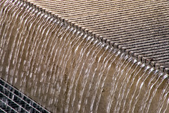 'In Due Course' (Canadapt) Tags: fountain graphic abstract water stream fall pattern three loures portugal canadapt