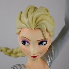 Beast Kingdom Elsa 1/4 Scale Figure - BBTS Purchase - Deboxed - Elsa With Cape (drj1828) Tags: frozen elsa 14scale 15inch figure snowqueen beastkingdom bbts purchase deboxed cape