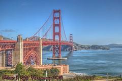 Golden Gate Again (Michael F. Nyiri) Tags: sanfrancisco goldengatebridge bay pacificocean california bridge northerncalifornia
