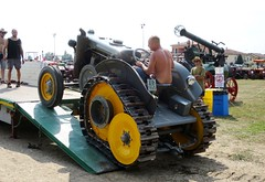Landini L 45 semicingolo (samestorici) Tags: trattoredepoca oldtimertraktor tractorfarmvintage tracteurantique trattoristorici oldtractor veicolostorico l45 testacalda