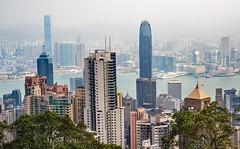 Hongkong, morning fog (werner boehm *) Tags: wernerboehm hongkong macao shanghai peking beijing citascape stadt thegreatwall chinesische mauer