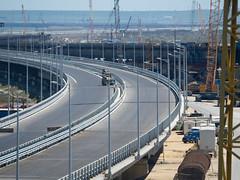 M1 20180429 142 (romananton) Tags: крымскиймост керченскиймост kerchstraitbridge crimeanbridge bridge мост стройка строительство крым construction constructing