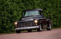 Chevrolet 1955 (Myggan68) Tags: bilar rättvik car classiccar classiccarweek2018 ontheroadswithmyggan sweden chevy chevrolet