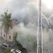 Fire Consumes Vacant Historic House of Worship in Los Angeles