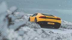 Lamborghini Huracán (TRebor Photography) Tags: xbox one trebor photography photo car forza horizon 4 fh4 lamborghini huracan lambo