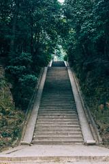 黄兴 墓 The Tomb of Huang Xing, located in Yuelu Mountain, Changsha, Hunan, China. (photogonia) Tags: changsha hunan yuelu cina china mountain cemetery huangxing