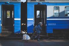 Minsk Pasazyrski 2018-10-06 (Michael Erhardsson) Tags: minsk belarus vitryssland resa 2018 järnväg tåg