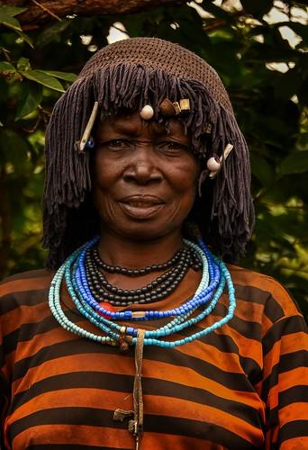 Konso Woman