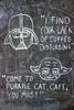 UK Glasgow - chalkboard (and chalkboard-style) pub/cafe signs - Purrple Cat Cafe (David Pirmann) Tags: unitedkingdom scotland glasgow chalkboard blackboard sign pub cafe