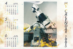 19950000_IMG_0002 (NAMARA EXPRESS) Tags: postcard photograph calendar paper telescope observatory memorial typhoons storm surge color japan film canon canoscan 9000f scanner scan namaraexp