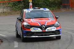 Renault Clio R3 - D. Sauvaigo (jfhweb) Tags: jeffweb sportauto sportcar racecar voiturederallye rallycar voituredecourse courseautomobile rallye rally rallyedelastebaume stebaume stebaume2018 plandaups 33èmerallyedelasaintebaume saintebaume coutronne renault clio clior3 sauvaigo