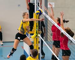 181014_VBTD1-Visp_183 (HESCphoto) Tags: vbtherwil volleyball damen saison1819 99ersporthalle nlb vbcvisp therwil