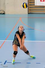 181014_VBTD1-Visp_181 (HESCphoto) Tags: vbtherwil volleyball damen saison1819 99ersporthalle nlb vbcvisp therwil