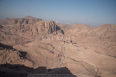 Petra overview (APAAME) Tags: aerialarchaeology aerialphotography middleeast airphoto archaeology ancienthistory