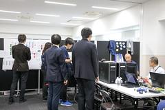 WRS-20181020125904 (Reishu Tadokoro) Tags: 2018 disasterrobotics tokyo tokyobigsight wrs worldrobotsummit2018 robots staff