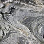Gneiss (Archean; Ennis Lake North roadcut, Madison County, Montana, USA) 8 thumbnail
