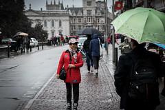 Cambridge - Rain - Sep (fozzyc) Tags: cambridge rain street 50mm prime nikon d3300 tourist tourism