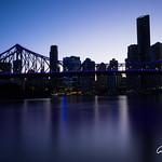 Story Bridge in blue thumbnail