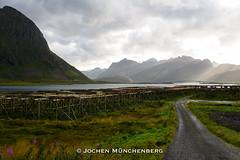 waiting for the season (drzoidbergh) Tags: norwegen norge nordland no landscape fishdryingrack
