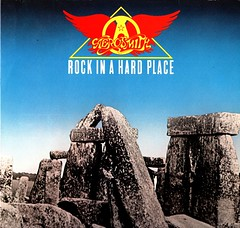9 - Aerosmith - Rock In A Hard Place - NL - 1982 (Affendaddy) Tags: vinylalbums aerosmith cbs steventyler joeperry 20thcenturyushardrock collectionklaushiltscher