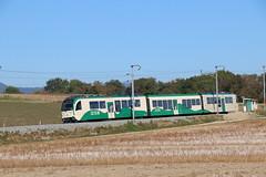 2018-09-27, MBC, Reverolle (Fototak) Tags: schmalspurbahn treno train railway switzerland mbc stadler 32 2066 33