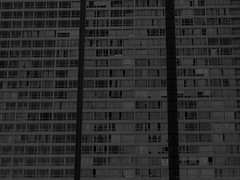 Santiago Commieblock (lugar.citadino) Tags: explore exploration monochrome world earth landscape sky air moment winter cold day afterrnoon place city cityscape urban urbanscape buildings building tower skyscraper downtown suburban suburb architectural architecture facade design massive construction concrete glass economy house discovery discover travel cityexploration urbanexploration photography photo picture image frame shadow shade black white cityphotography streetphotography urbanphotography camera canon canonphotography art artistic beautiful creative imaginative imagination perfect sensational industrial pattern lot lines geometric latinamerica americalatina southamerica chile santiagodechile santiago