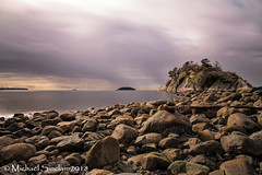 Whyte Islet Long Exposure 102277-102285 (mikesa10) Tags: britishcolumbia canon6d longexposure water whytecliffpark whyteislet westvancouver canada ca