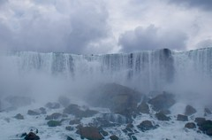 Majestic Falls (The Brit_2) Tags: clouds absolutelystunningscapes niagara falls