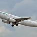 Bulgarian Air Charter LZ-LAB Airbus A320-231 cn/276 @ EDDL / DUS 16-06-2017