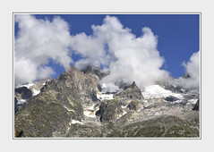 DSC_5541 c. (Ferruccio Jochler) Tags: mountain nature cloud climber glacier alpinisme aiguilles