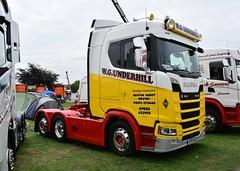W.G. Underhill (Haulage) Ltd Scania S500 SU18 WGU (5asideHero) Tags: truckfest south west 2018 wg underhill haulage ltd scania s500 su18wgu