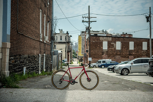 NAHBS 2018 Disc Gravel/Road Bike