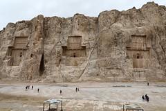 Marvdasht Necropolis