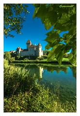 Château de Cléron - Doubs (jamesreed68) Tags: cléron franchecomté doubs château eau rivière water castle nature paysage loue