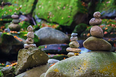 mountain marking (Plamen Troshev) Tags: stone autumn rocks bulgaria nature adventure