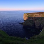 Sunset, St John's Point, Caithness thumbnail