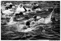 Nada y nadar (Matías Brëa) Tags: deporte sport agua water nadar swim triatlon blancoynegro blackandwhite byn bw bnw mono monochrome monocromatica personas people