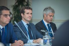 A23A8675 (More pictures and videos: connect@epp.eu) Tags: epp summit european people party brussels belgium october 2018 pablo casado spain adrian delia malta laurent wauquiez france