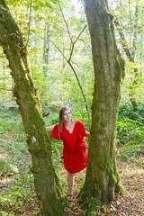 IMG_9333 (fab spotter) Tags: younggirl portrait forest levitation brenizer extérieur lumièrenaturelle