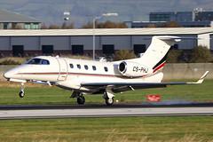 CS-PHJ (GH@BHD) Tags: csphj embraer emb emb505 phenom phenom300 nje netjets netjetseurope europeannetjets bhd egac belfastcityairport bizjet corporate executive aviation aircraft